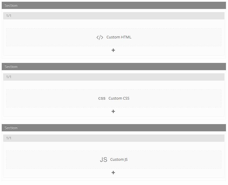 , Custom HTML, CSS, JS, Clinica Sancho, Clinica Sancho