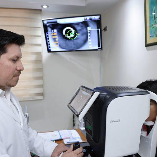Contactología – Óptica